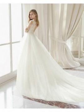 PERGOLA - abito da sposa collezione 2020 - Rosa Clarà Couture