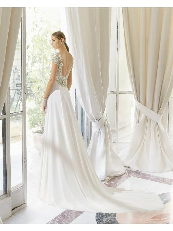 PASION - abito da sposa collezione 2020 - Rosa Clarà Couture
