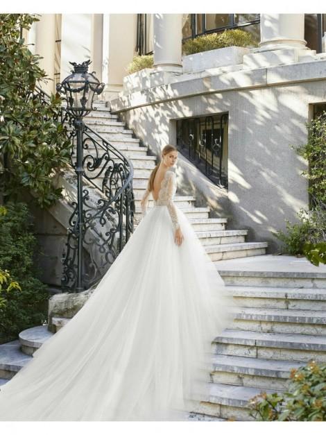 NIHER - abito da sposa collezione 2020 - Rosa Clarà Couture