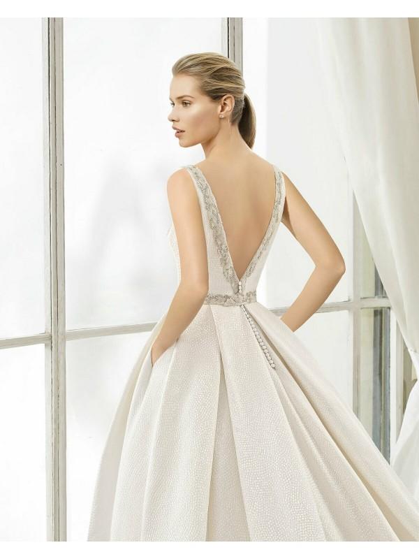 NAMIBIA - abito da sposa collezione 2020 - Rosa Clarà Couture