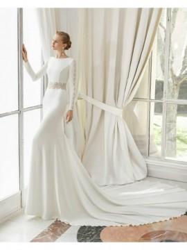 MARTINA - abito da sposa collezione 2020 - Rosa Clarà Couture
