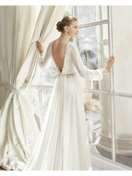 MARAC - abito da sposa collezione 2020 - Rosa Clarà Couture