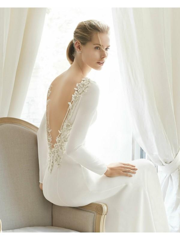 MADOZ - abito da sposa collezione 2020 - Rosa Clarà Couture