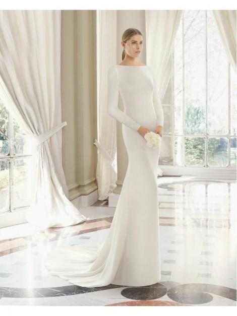 DYLAN - abito da sposa collezione 2020 - Rosa Clarà Couture