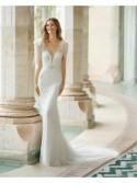 RUBIA - abito da sposa collezione 2020 - Rosa Clarà Soft