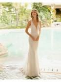 RIVI - abito da sposa collezione 2020 - Rosa Clarà Soft