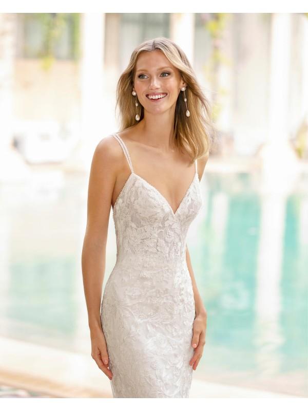 RIMINI - abito da sposa collezione 2020 - Rosa Clarà Soft