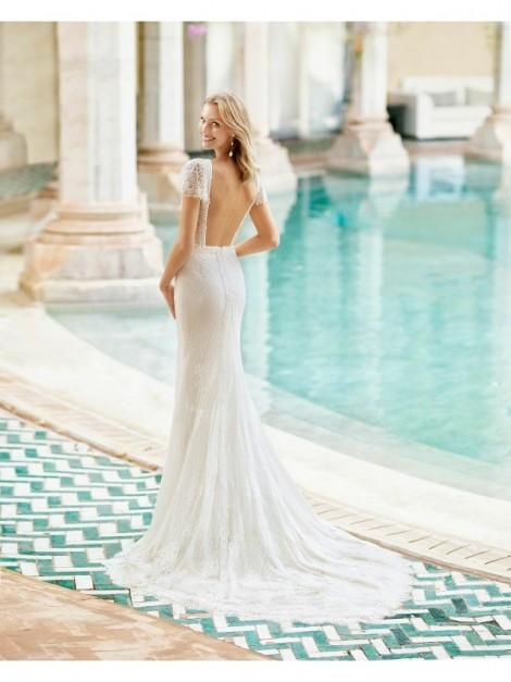 RIGA - abito da sposa collezione 2020 - Rosa Clarà Soft