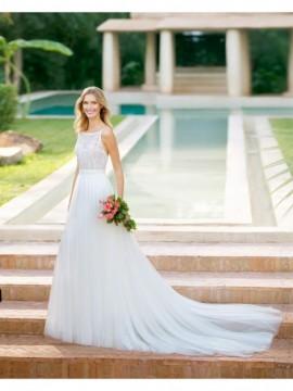 RED - abito da sposa collezione 2020 - Rosa Clarà Soft