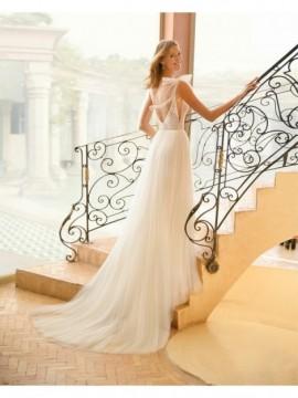 REBECA - abito da sposa collezione 2020 - Rosa Clarà Soft