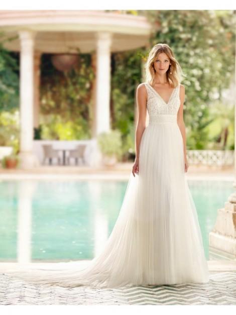RAYEL - abito da sposa collezione 2020 - Rosa Clarà Soft