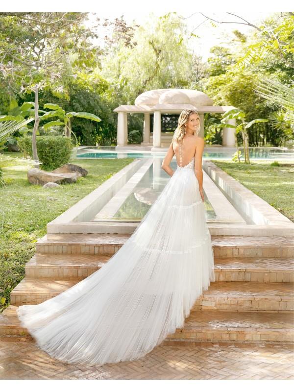 RAMI - abito da sposa collezione 2020 - Rosa Clarà Soft