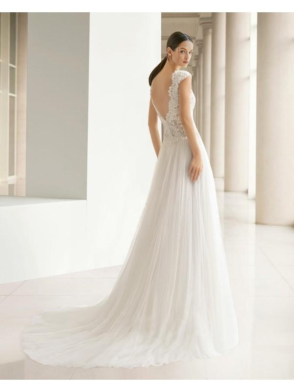 LINDY - abito da sposa collezione 2020 - Rosa Clarà Soft