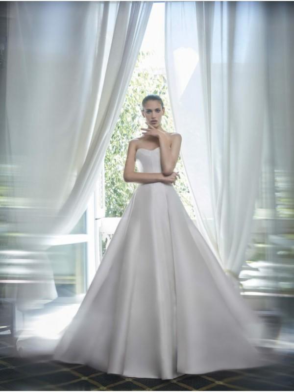 Tulipan - abito da sposa collezione 2020 - Yolan Cris