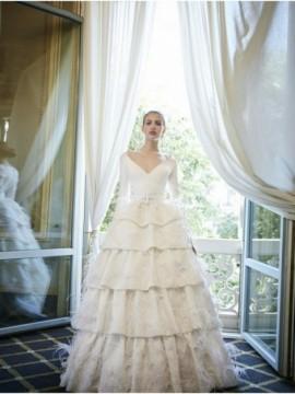 Ponsetia - abito da sposa collezione 2020 - Yolan Cris