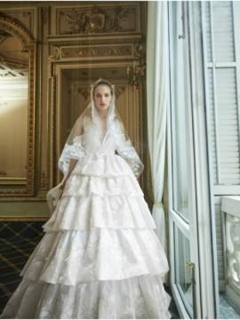 Nenufar - abito da sposa collezione 2020 - Yolan Cris