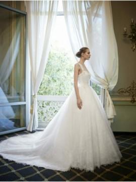 Muscari - abito da sposa collezione 2020 - Yolan Cris