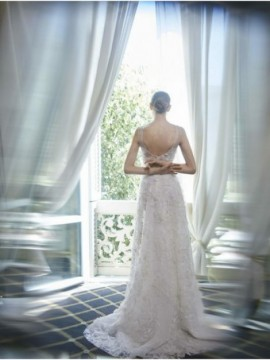 Madreselva - abito da sposa collezione 2020 - Yolan Cris