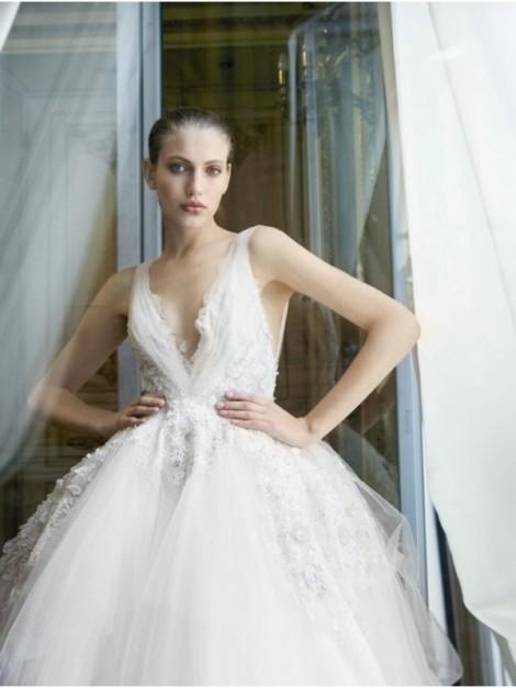 Hierba - abito da sposa collezione 2020 - Yolan Cris