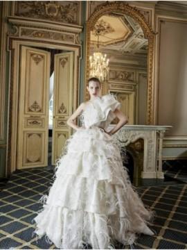 Gerbera - abito da sposa collezione 2020 - Yolan Cris