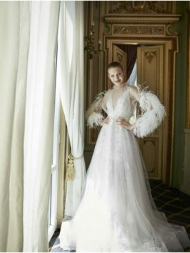 Fresno - abito da sposa collezione 2020 - Yolan Cris