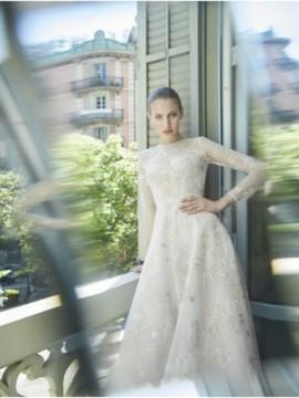 Freesia - abito da sposa collezione 2020 - Yolan Cris