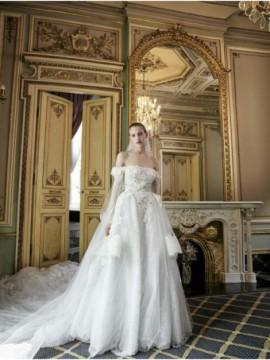 Alcazar - abito da sposa collezione 2020 - Yolan Cris