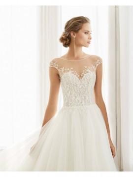 NUMEA - abito da sposa collezione 2020 - Aire Barcelona - Atelier - Beach