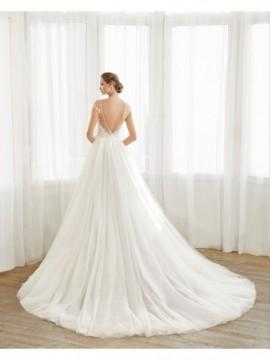 NUMEA - abito da sposa collezione 2020 - AIRE BARCELONA
