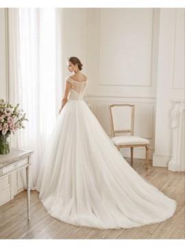 NUBE - abito da sposa collezione 2020 - AIRE BARCELONA