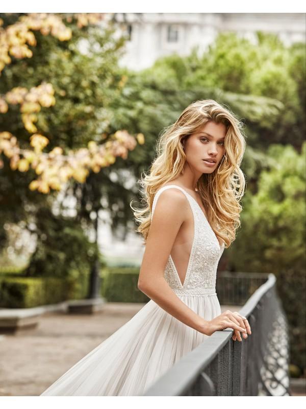 NONTUE - abito da sposa collezione 2020 - AIRE BARCELONA