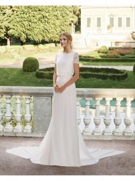 NAENIA - abito da sposa collezione 2020 - Aire Barcelona - Atelier - Beach