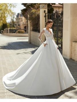 ANDREA - abito da sposa collezione 2020 - AIRE ATELIER