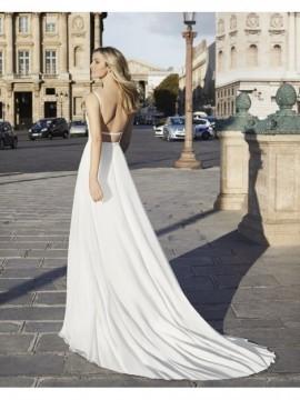 ELDER - abito da sposa collezione 2020 - Aire Barcelona - Atelier - Beach