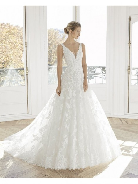 ESPIRAL - abito da sposa collezione 2020 - AIRE BARCELONA