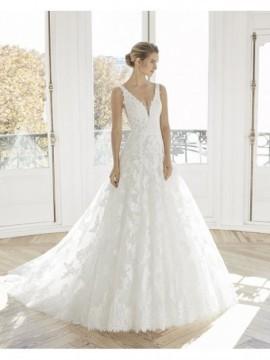 ESPIRAL - abito da sposa collezione 2020 - Aire Barcelona - Atelier - Beach