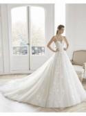 ESTELLA - abito da sposa collezione 2020 - AIRE BARCELONA