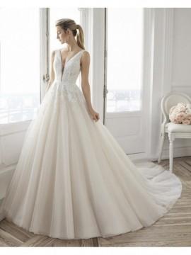 EYLEM - abito da sposa collezione 2020 - AIRE BARCELONA