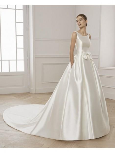 EZRA - abito da sposa collezione 2020 - AIRE BARCELONA