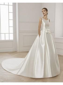 EZRA - abito da sposa collezione 2020 - Aire Barcelona - Atelier - Beach