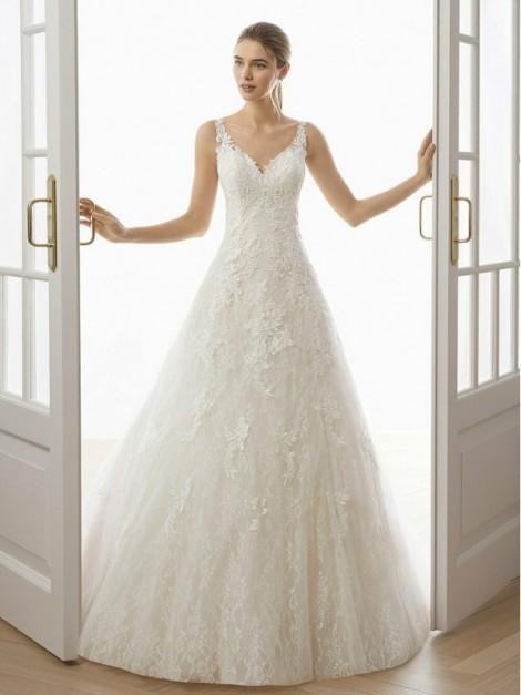 EROL  - abito da sposa collezione 2020 - AIRE BARCELONA
