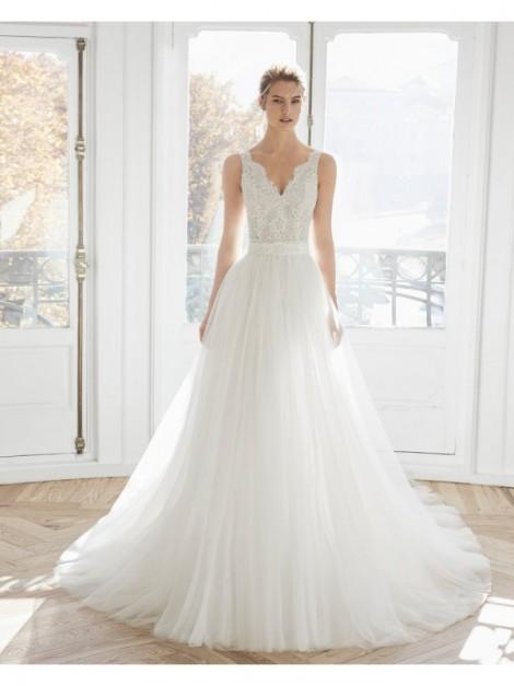 ESSIE - abito da sposa collezione 2020 - AIRE BARCELONA