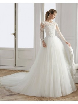 CALANDA - abito da sposa collezione 2020 - Rosa Clarà