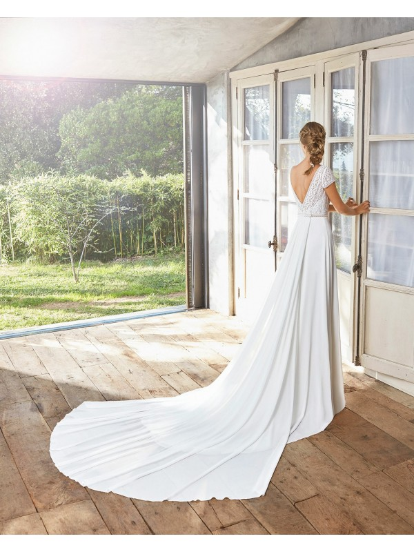 CACHE - abito da sposa collezione 2020 - Rosa Clarà