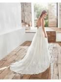 CAMILIA - abito da sposa collezione 2020 - Rosa Clarà