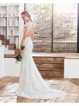 CANES - abito da sposa collezione 2020 - Rosa Clarà
