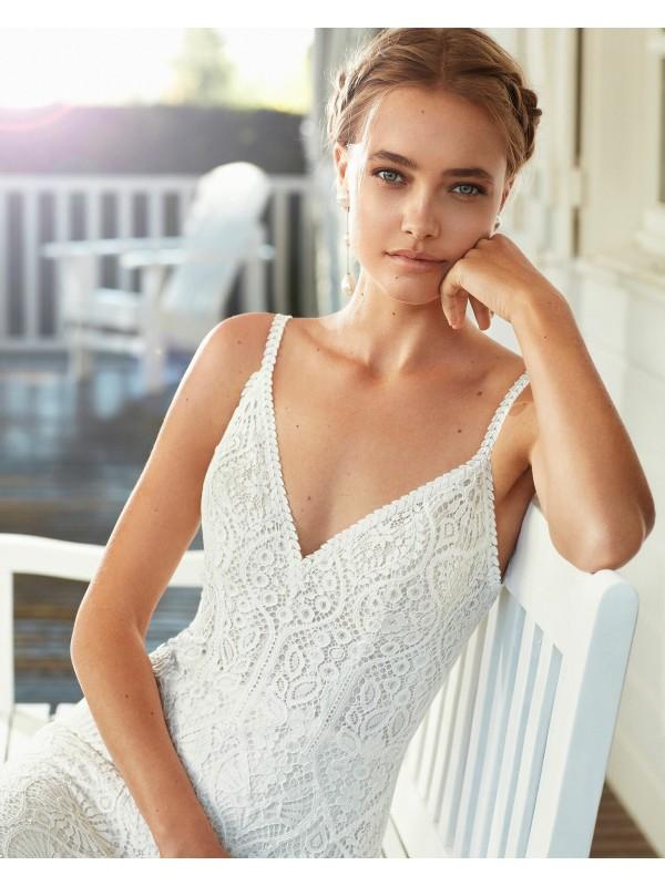 CAOBA - abito da sposa collezione 2020 - Rosa Clarà