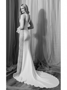 5008 - abito da sposa collezione 2020 - CAVALLI