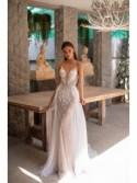 Birdie - abito da sposa collezione 2020 - Milla by Lorenzo Rossi