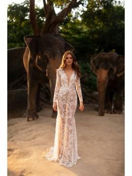 Leina - abito da sposa collezione 2020 - Milla by Lorenzo Rossi